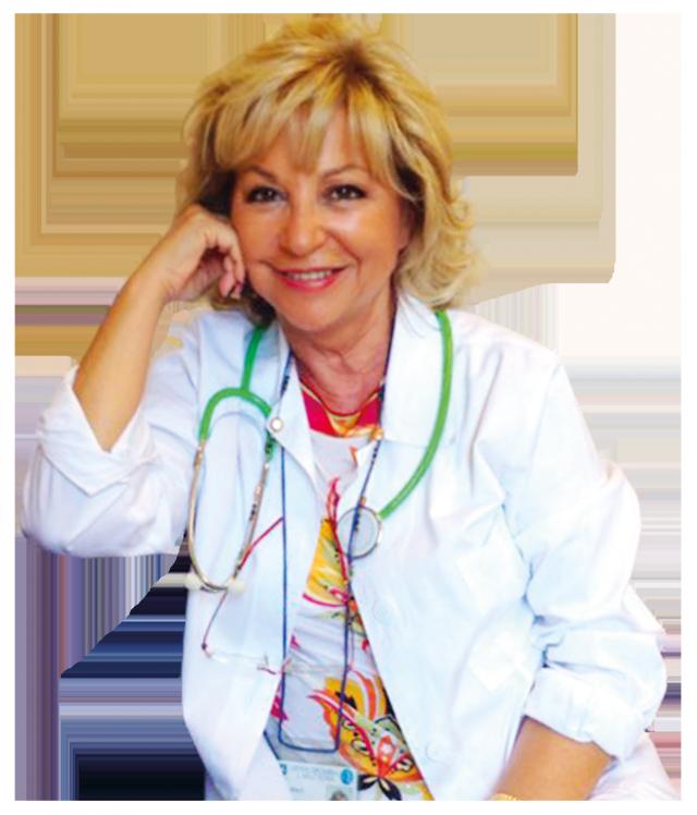 Dottoressa Adriana Forapani nutrizionista e diabetologa